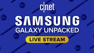 Watch Samsung's Galaxy Note 10 live event