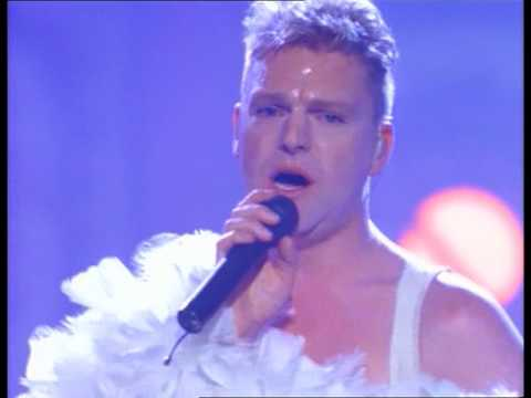 Erasure - The Tank, The Swan And The Balloon Live! (1992)