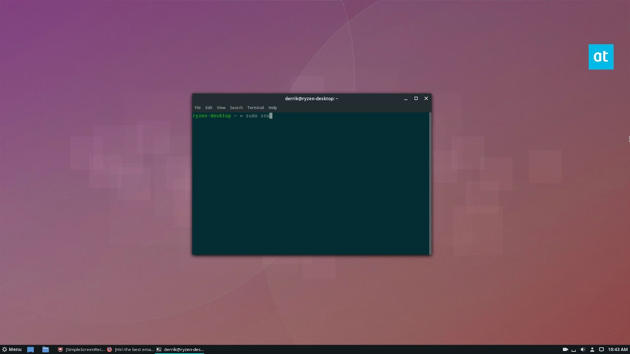 How To Install The Hiri Email Client On Linux