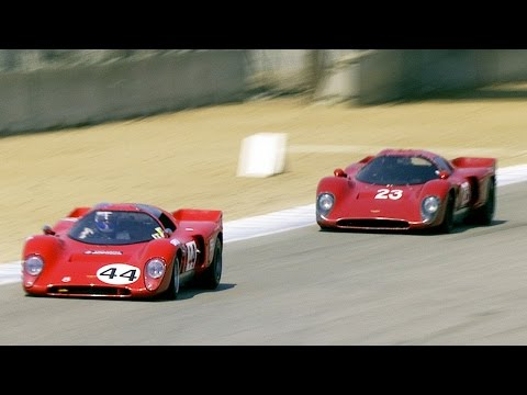 1963 - 1973 FIA Manufacturers Championship Cars -  Rolex Monterey Motorsports Reunion
