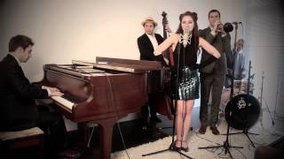 Come And Get It - Vintage 1940s Jazz Selena Gomez Cover