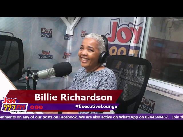#ExecutiveLounge on Joy FM (22-1-19)