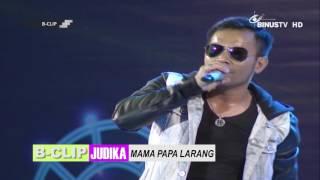 B-CLIP #763 JUDIKA - Mama Papa Larang