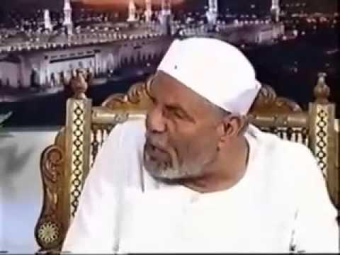 الشيخ الشعراوي في دقيقه واحده يطمئن قلبك