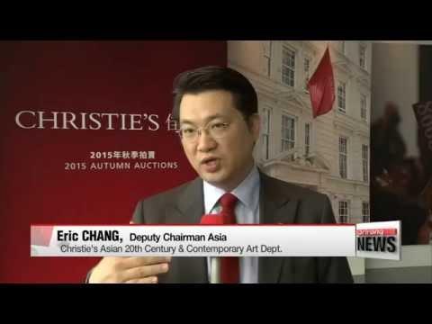 Int′l demand grows for Korean monochromatic paintings   한국미술 홍콩서 397억원 어치 팔려