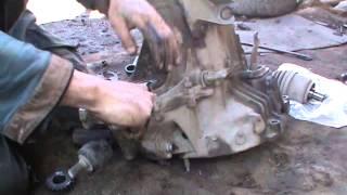 Замена сальников в коробке скоростей ВАЗ