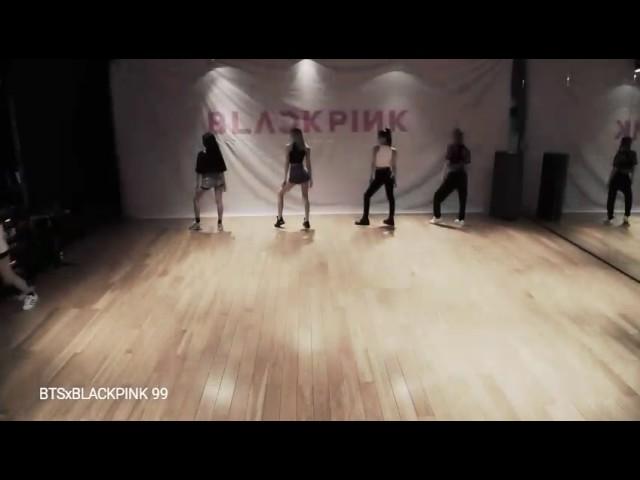 BTS & BLACKPINK MASHUP - BST & WHISTLE