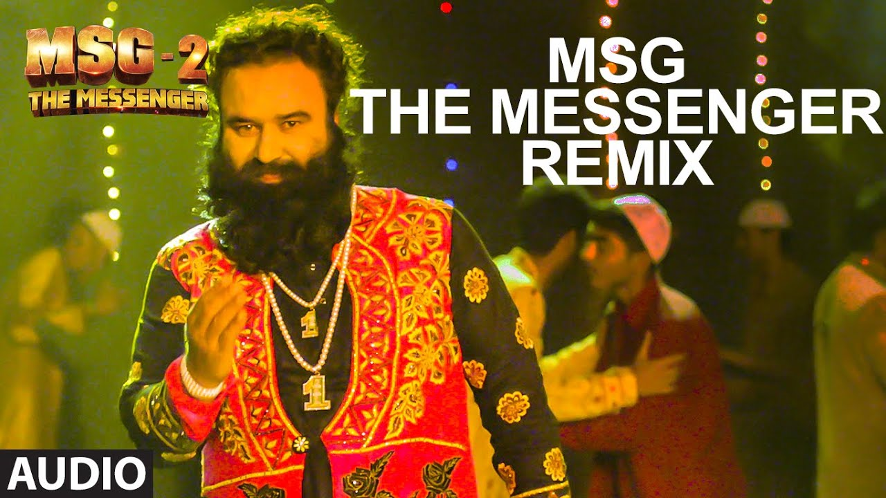 MSG The Messenger (Remix) FULL AUDIO Song | MSG-2 The Messenger | T-Series