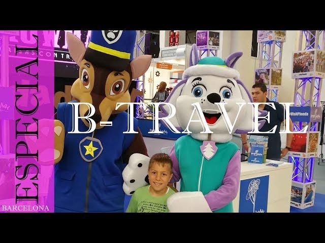 BTravel Barcelona 2017 Feria de Turismo