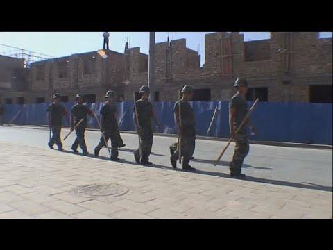 فرانس 24:Uighurs and Kazakhs held in re-education camps in China
