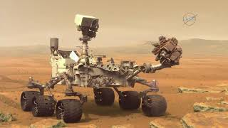 MARS NEWS: IS THIS LIFE? Ancient Organics Discovered on Mars by Rover