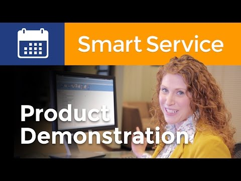 Field Service Management Software Demo - Smart Service