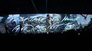 Roger Waters--Vera / Bring the Boys Back Home--Live @ Palau Sant Jordi Barcelona 2011-03-29