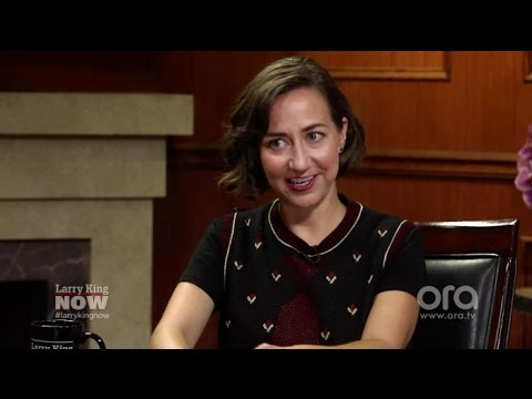 If You Only Knew: Kristen Schaal   Larry King Now   Ora.TV
