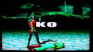 Obscure Fighting Game: Kakuto Chojin Part 2 (FINAL)