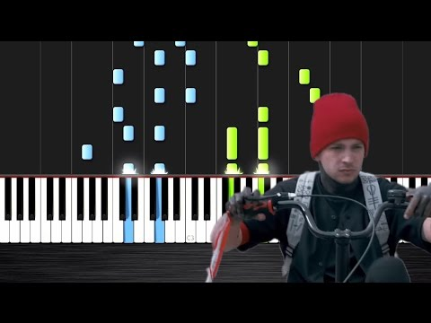 twenty one pilots: Stressed Out - Piano Cover/Tutorial by PlutaX