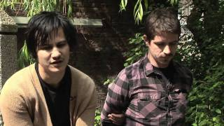 The Dodos interview - Meric Long and Logan Kroeber (part 2)