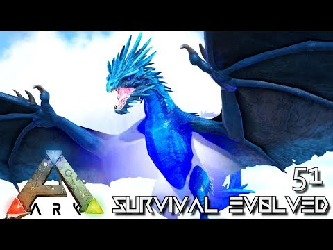 Repeat ARK: SURVIVAL EVOLVED - NEW ALPHA TAMES & BARIOTH