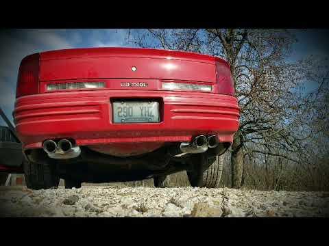 1994 Oldsmobile Cutlass Lq1 3.4L DOHC Exhaust