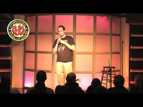 Stand Up Comedy, Danny Mendlow - The...