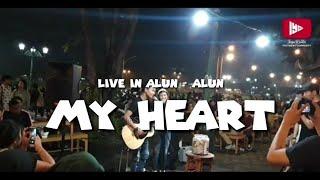 Gambar cover TRI SUAKA FT NABILA MY HEART COVER ( LIVE 11 MARET 2020 )