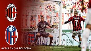 AC Milan 2 - 1 Bologna