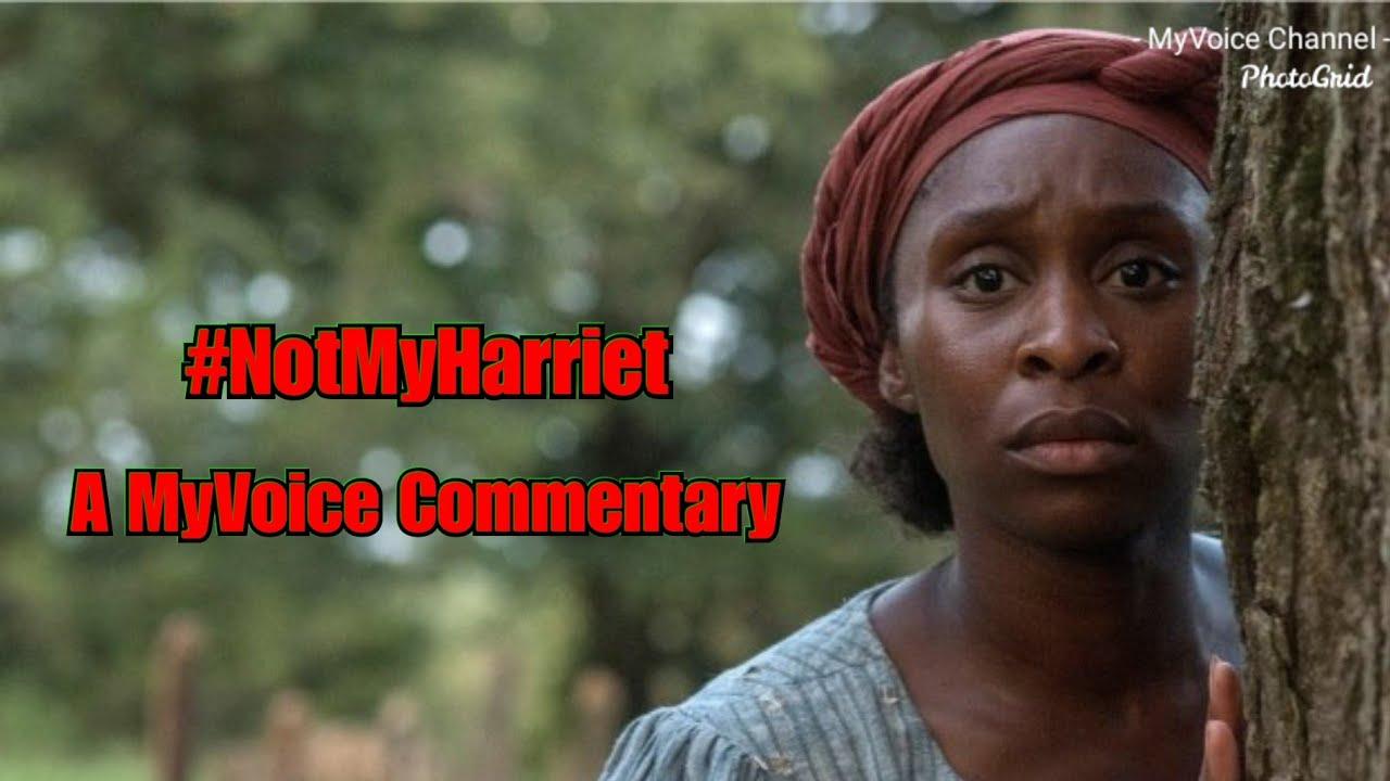 Not My Harriet