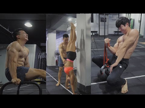 Arm Wrestling, Planche, and Handstand Training (GROUP WORKOUT)