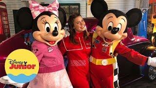Corridas Superturbinadas! | Mickey — Aventuras sobre Rodas