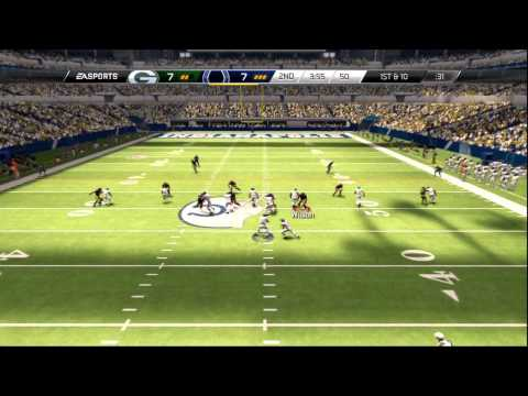 Green Bay Packers vs Indianapolis Colts [ Madden 25 Gameplay ]