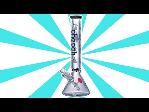 """""""Cheech Samurai Beaker"""" - (Glass Review)"""