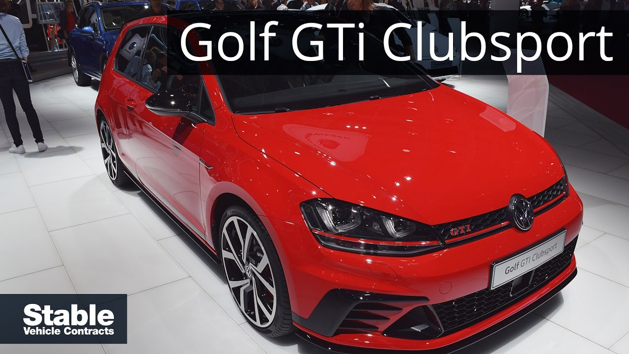 how to get gti clubsport to canada