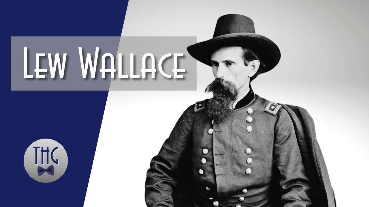 Lew Wallace: Author, Politician, General