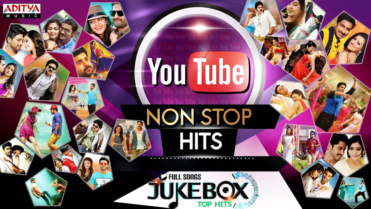 Youtube Non Stop Telugu Hits Songs Hit Do Like Share And Comment Your Favorite Song Youtube