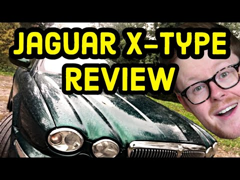 Jaguar X-Type Review  - Is it a Mondeo in a dress?
