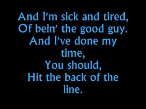 You Me At Six - Kiss and Tell lyrics