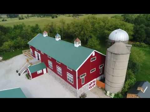 Cupola Barn Oconomowoc Wisconsin Youtube