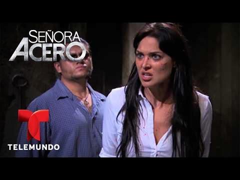 Señora Acero | Blanca Soto es la Señora Acero | Telemundo Novelas