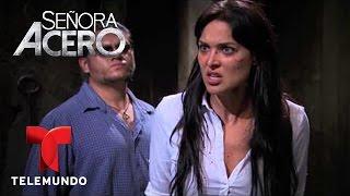 Blanca Soto interpreta a la Señora Acero