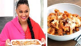 Easy Weeknight Dinner: Cheesy Pasta Bake