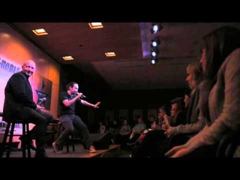Hamilton Q&A with Lin-Manuel Miranda 10.16.15 (Audio)