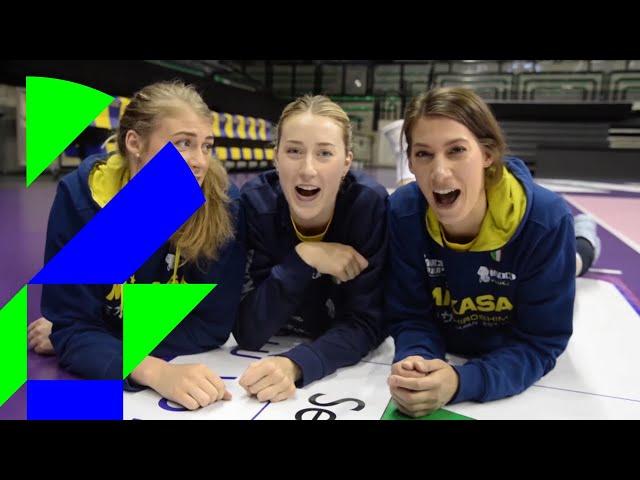 #CLVolleyW Super Finals | Imoco Volley CONEGLIANO - Meet the Finalists