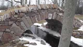 Hubb Creek Bridge (with Sound Of Wood Pecker In The Background)