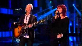 "Finale Night Performance - Pat Benator & Neil Giraldo - ""We Belong Together"" - Sing Off 4"