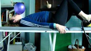 Repeat youtube video Belly inflation with pump, balloon and plavini and whispered burping
