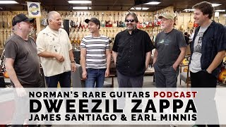 Norman's Rare Guitars Podcast COMING SOON!!! | Dweezil Zappa