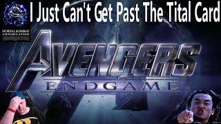 Avengers End Game Trailer 1 REACTION