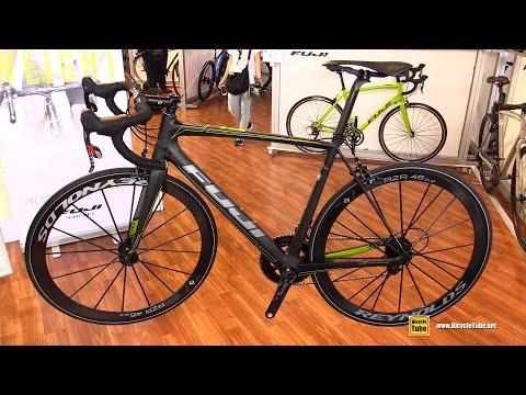 2016 Fuji SL 1.1 Superlight 4.9kg Road Bike - Walkaround - 2015 Eurobike