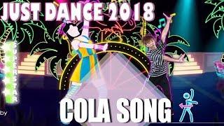 🌟 Just Dance 2017: Cola Song - INNA ft J.Balvin | Tony solo 🌟
