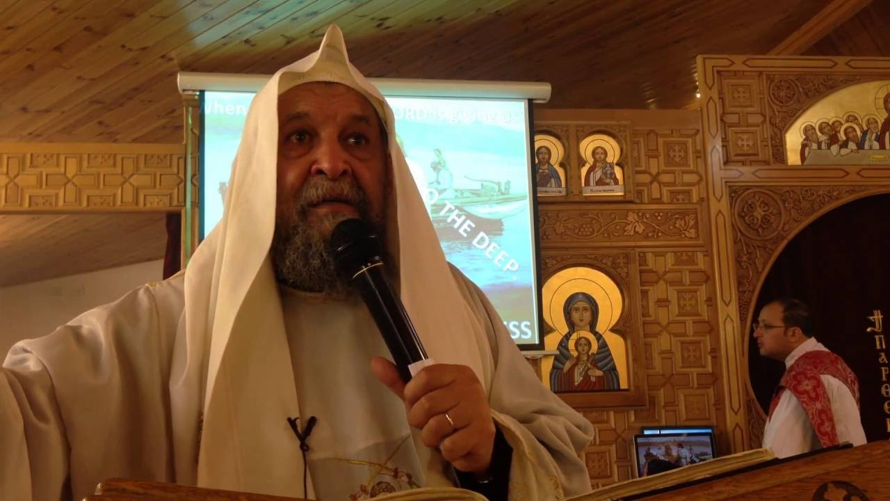 Light Exposes Darkness - Fr Youhanna